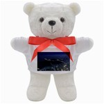 Skeleton Castaway and Shark Fantasy Teddy Bear