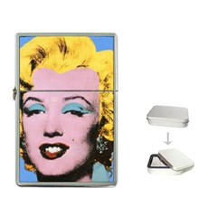 warhol Marilyn-Posters Flip Top Lighter by bonniebeautyplanet