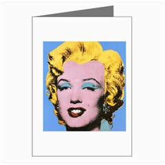 warhol Marilyn-Posters Greeting Card by bonniebeautyplanet