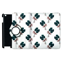 Victorian St Patrick s Day Apple iPad 2 Flip 360 Case by EndlessVintage