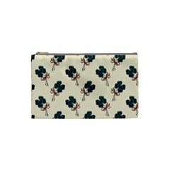 Victorian St Patrick s Day Cosmetic Bag (Small) by EndlessVintage