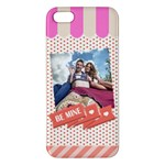 love - iPhone 5S Premium Hardshell Case