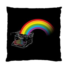 Color Writer Cushion Case (single Sided)