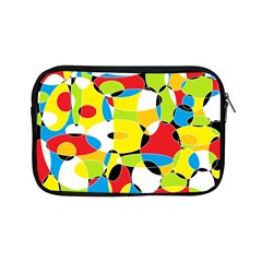 Interlocking Circles Apple Ipad Mini Zippered Sleeve by StuffOrSomething