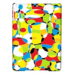Interlocking Circles Apple Ipad Air Hardshell Case by StuffOrSomething