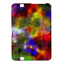 Deep Watercolors Kindle Fire Hd 8 9  Hardshell Case