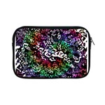 Urock Musicians Twisted Rainbow Notes  Apple iPad Mini Zippered Sleeve