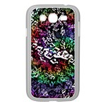 Urock Musicians Twisted Rainbow Notes  Samsung Galaxy Grand DUOS I9082 Case (White)