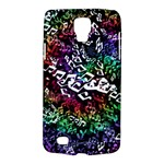 Urock Musicians Twisted Rainbow Notes  Samsung Galaxy S4 Active (I9295) Hardshell Case
