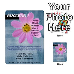 Fearless Journey Strategy Cards V1 2fr By Deborah   Multi Purpose Cards (rectangle)   Fgwq8t730ei8   Www Artscow Com Front 1