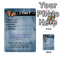 Fearless Journey Strategy Cards V1 2fr By Deborah   Multi Purpose Cards (rectangle)   Fgwq8t730ei8   Www Artscow Com Front 54