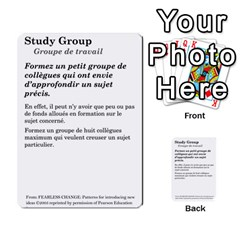 Fearless Journey Strategy Cards V1 2fr By Deborah   Multi Purpose Cards (rectangle)   Fgwq8t730ei8   Www Artscow Com Front 39