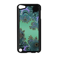 Celtic Symbolic Fractal Apple Ipod Touch 5 Case (black)