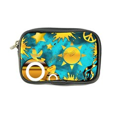 Musical Peace Coin Purse