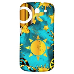 Musical Peace  Samsung Galaxy S3 S Iii Classic Hardshell Back Case by StuffOrSomething