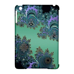 Celtic Symbolic Fractal Apple Ipad Mini Hardshell Case (compatible With Smart Cover) by UROCKtheWorldDesign