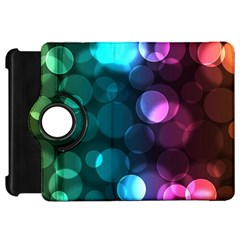 Deep Bubble Art Kindle Fire Hd 7  (1st Gen) Flip 360 Case by Colorfulart23