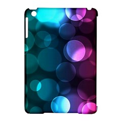 Deep Bubble Art Apple Ipad Mini Hardshell Case (compatible With Smart Cover) by Colorfulart23