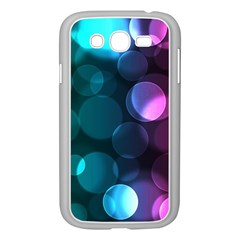 Deep Bubble Art Samsung Galaxy Grand Duos I9082 Case (white) by Colorfulart23