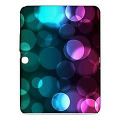 Deep Bubble Art Samsung Galaxy Tab 3 (10 1 ) P5200 Hardshell Case  by Colorfulart23