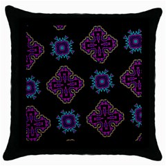 Black Beauty Black Throw Pillow Case by Contest1852090