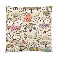 Owl Pattern Cushion Case (single Sided)  by Contest1771913