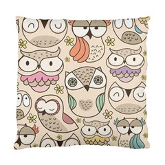 Owl Pattern Cushion Case (two Sided)  by Contest1771913