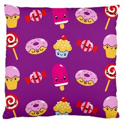 Sweet Dreams Large Cushion Case (Two Sided)  by Contest1771648