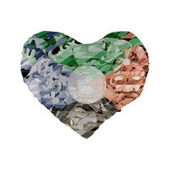 4 Season 16  Premium Heart Shape Cushion  by Contest1731890