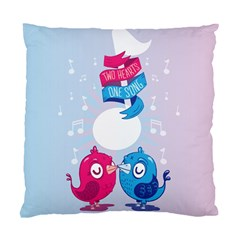 Love Birds Cushion Case (two Sided)  by Contest1771648