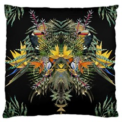 Jungle Fever Large Cushion Case (single Sided)