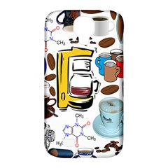 Just Bring Me Coffee Samsung Galaxy S4 Classic Hardshell Case (pc+silicone) by StuffOrSomething