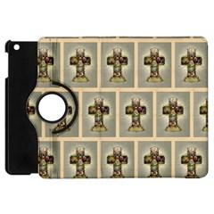 Easter Cross Apple iPad Mini Flip 360 Case by EndlessVintage