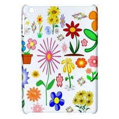 Summer Florals Apple Ipad Mini Hardshell Case by StuffOrSomething
