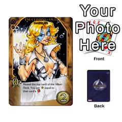 Casey April Dazzler Usagi By Mark   Playing Cards 54 Designs   Pa64bv0ythr0   Www Artscow Com Front - Club8