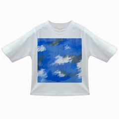 Abstract Clouds Baby T Shirt
