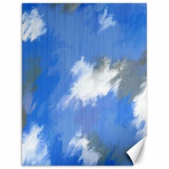 Abstract Clouds Canvas 18  X 24  (unframed) by StuffOrSomething