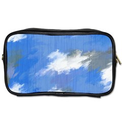 Abstract Clouds Travel Toiletry Bag (one Side) by StuffOrSomething