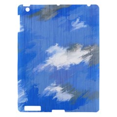 Abstract Clouds Apple Ipad 3/4 Hardshell Case by StuffOrSomething