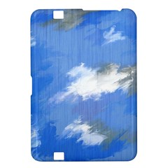 Abstract Clouds Kindle Fire Hd 8 9  Hardshell Case by StuffOrSomething