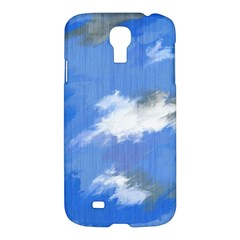 Abstract Clouds Samsung Galaxy S4 I9500/i9505 Hardshell Case by StuffOrSomething
