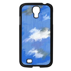Abstract Clouds Samsung Galaxy S4 I9500/ I9505 Case (black) by StuffOrSomething