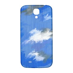 Abstract Clouds Samsung Galaxy S4 I9500/i9505  Hardshell Back Case by StuffOrSomething
