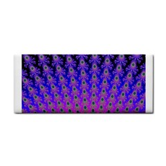 Rainbow Fan Hand Towel by UROCKtheWorldDesign