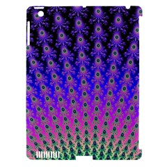 Rainbow Fan Apple Ipad 3/4 Hardshell Case (compatible With Smart Cover) by UROCKtheWorldDesign