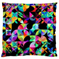 A Million Dollars Large Cushion Case (single Sided)  by houseofjennifercontests