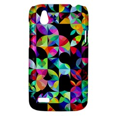 A Million Dollars HTC T328W (Desire V) Hardshell Case by houseofjennifercontests