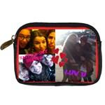 Shayna Birthday - Digital Camera Leather Case
