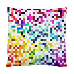 Pixelated Cushion Case (two Sided)  by Contest1878042