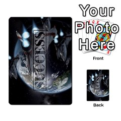Bsg Resistance By Twlee33 Hotmail Com   Multi Purpose Cards (rectangle)   Lp6xdrdv743p   Www Artscow Com Front 32